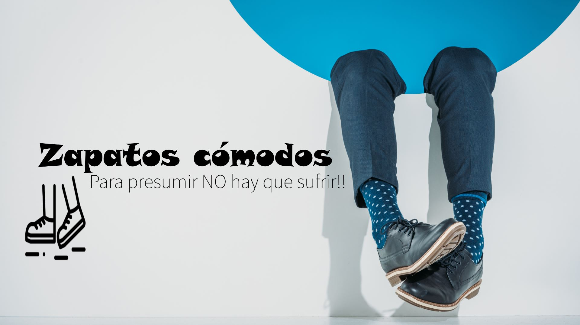Zapatos cómodos