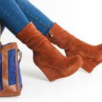 zapatos de cuña comodos
